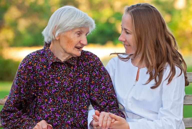 Häusliche Pflege mit Herz und Verstand in Bielefeld